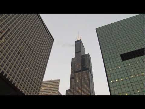 CWS Project History: Willis Tower - Blast Mitigation & Solar Protection