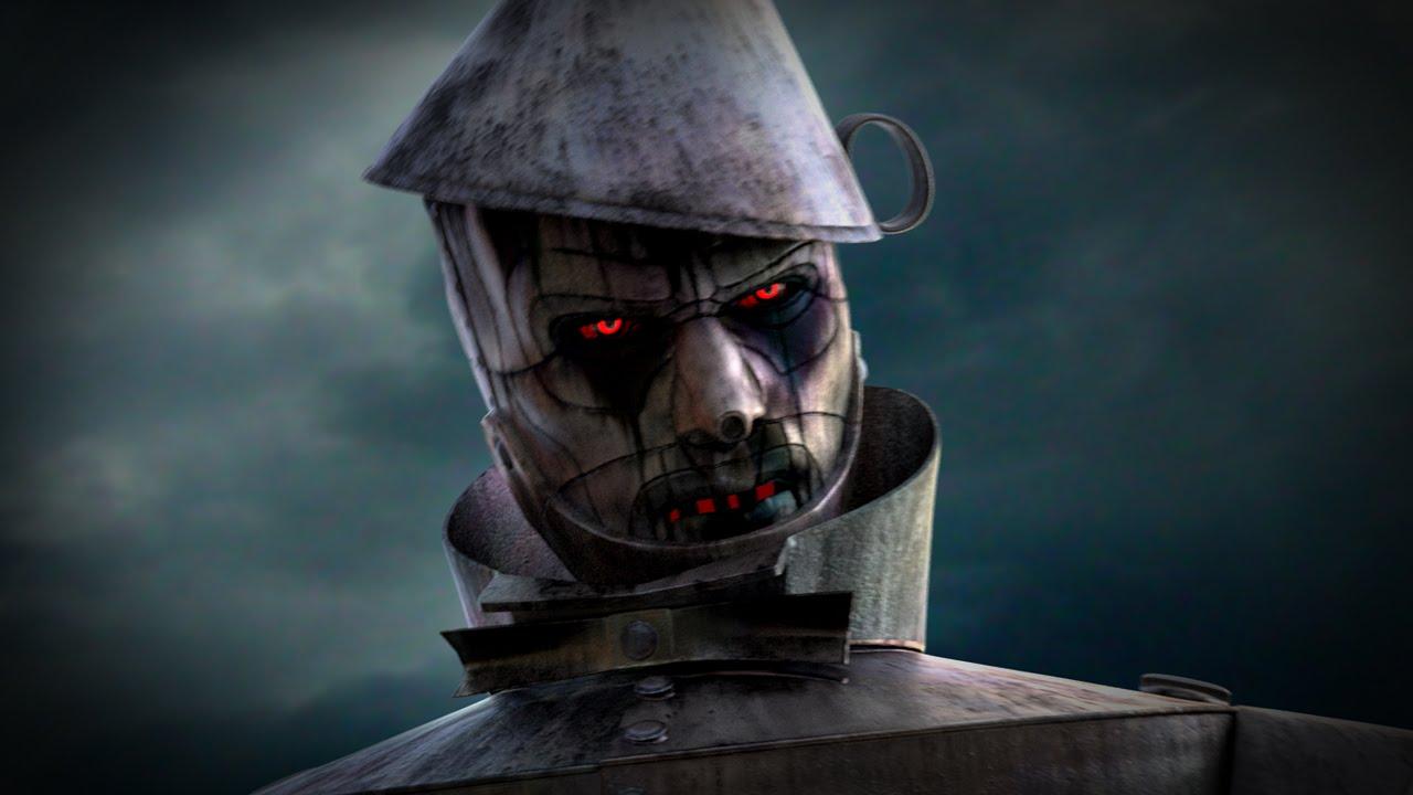 Avengers Of Oz Age Of Tin Man Youtube