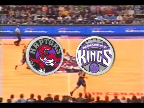 Toronto Raptors (28-26) VS Sacramento Kings (35-17) | 2000-2001 | NBA Greatest Games