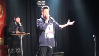 JBC2015東京予選MAKI-k.n.k