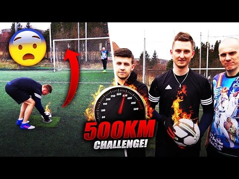 KARNE 500 KM/H CHALLENGE!