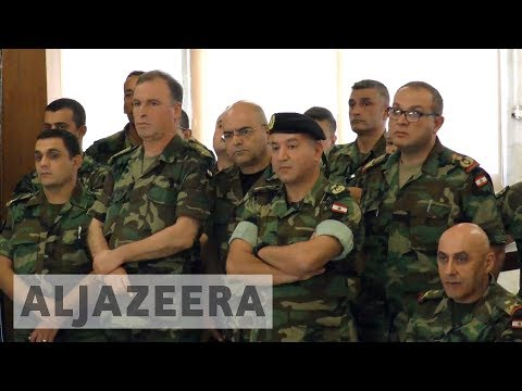Lebanese army launches offensive against ISIL