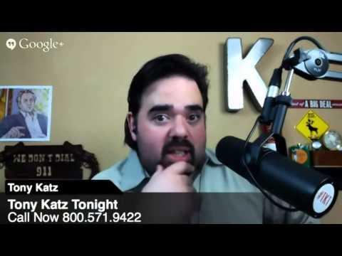 Tony Katz Tonight Radio - 2/3/14 - The Obama Interview, Super Bowl and My Hate Mail