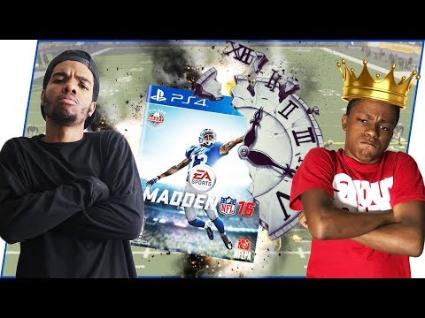 GOING BACK IN TIME TO WHEN TRENT WAS THE KING OF MADDEN! - Madden 16 Gameplay   #Throwback Thursday