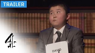 BRAND NEW: Child Genius | Starts Tues 9pm | Channel 4