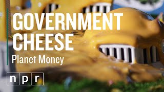 2lbs of Cheese For Every American | Planet Money | NPR