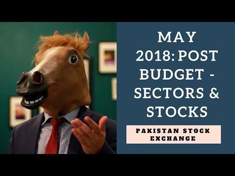May 2018 - Post Budget Pakistan Stock Market