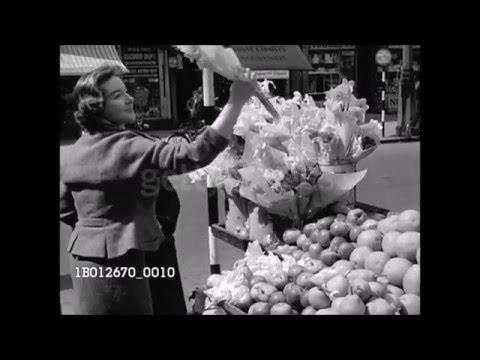 Rare Dublin Film Footage 1940s/50s.