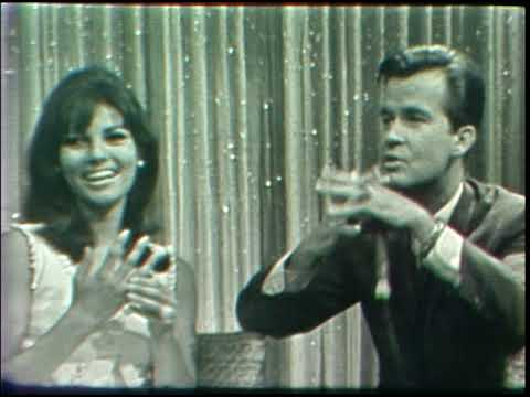 American Bandstand 1965- Interview Raquel Welch