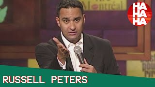 Russell Peters - The Scariest Thing You Can Say to a Kid