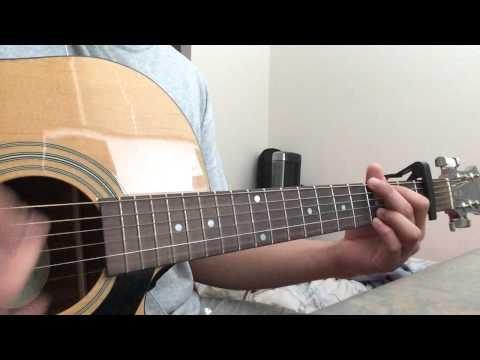 Stay Close, Don't Go - Secondhand Serenade (cover)
