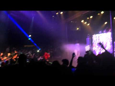 TRAVI$ SCOTT - BASEMENT FREESTYLE (LIVE AT THE OBSERVATORY)
