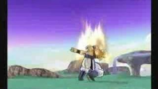 Gogeta's Soul Punisher