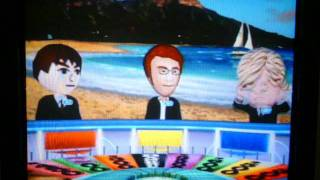 Wheel of Fortune Nintendo Wii Run Game 50