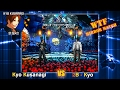 [KOF MUGEN] Kyo vs 2B-Kyo | WTF Mirror Match