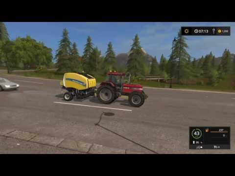 Farming simulator 2017 Norsk