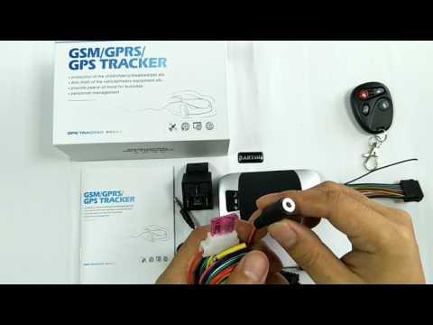 Car Gps Tracker Gps303-I