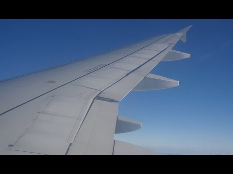(4K) Brussels Airlines Airbus A319 | Heathrow To Brussels | Flight Video - SN2096