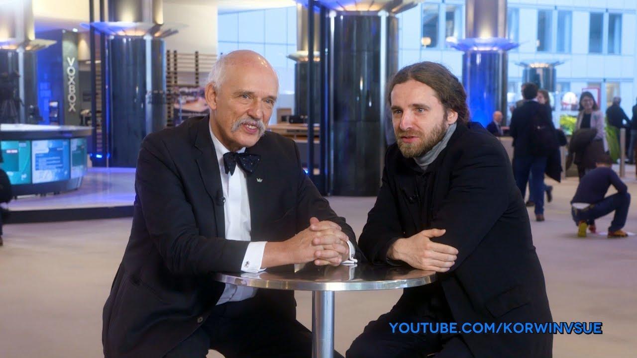 Mocnych wrażeń nie zabraknie – Janusz Korwin-Mikke i Dobromir Sośnierz
