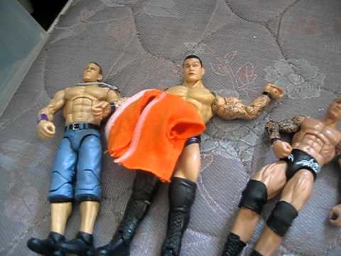 WWE FIGURES I WILL TRADE FOR A MATT HARDY OR A JEFF HARDY