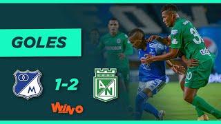 Millonarios vs Nacional (1-2) Liga BetPlay Dimayor 2021-1 | Fecha 13