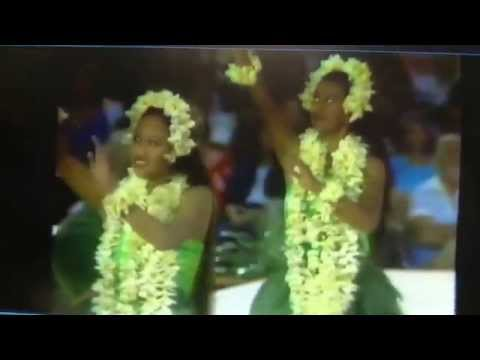 1984 Merrie Monarch Festival  Hula Halau 'O Kamuela