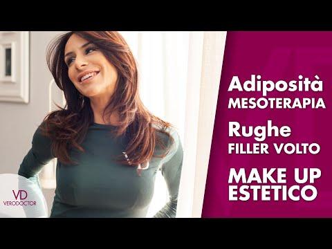 VERODOCTOR #4   Adiposità corpo / mesoterapia - Rughe / filler volto - Make up estetico