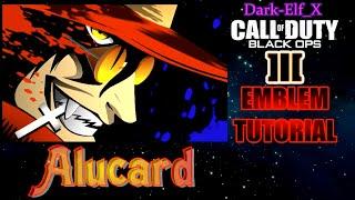 Black Ops 3 Emblem - Alucard (Hellsing)