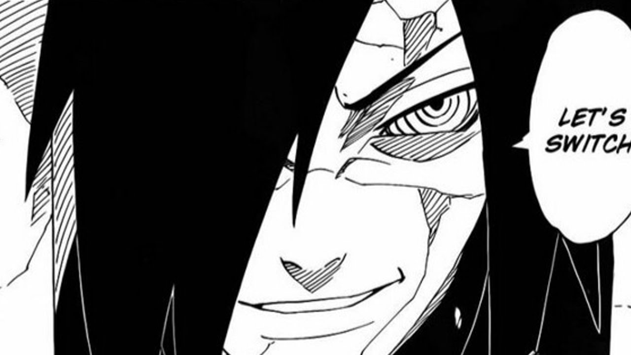 Itachi Uchiha Quotes Wallpaper Naruto Manga Chapter 656 Review Uchiha Madara Revived