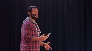 The invisible war of leadership | Achref Aouadi | TEDxDjerba