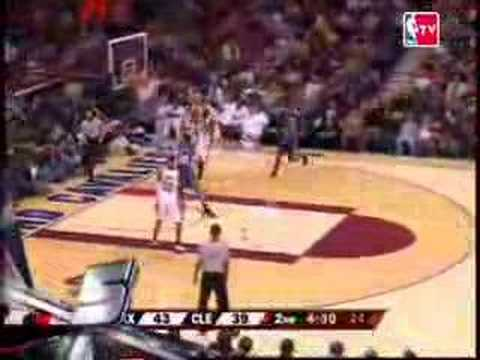 NBA - Top 10 slam dunks 2006-2007