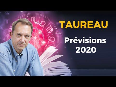 PRÉVISIONS 2020 - TAUREAU