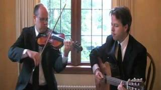 Jesu, Joy of Man's Desiring (Violin and Guitar)