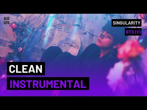 [INSTRUMENTAL] V of BTS (방탄소년단) - Intro: Singularity