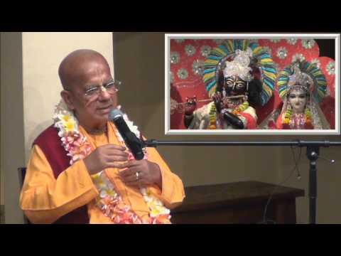 Srimad Bhagavatam Class by HH Gopala Krishna Goswami, 07-07-15
