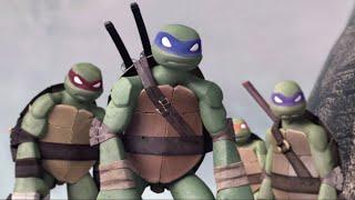 Evil Turtles - Teenage Mutant Ninja Turtles Legends