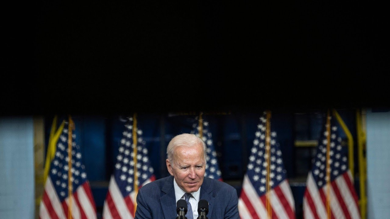 Download Biden struggles to unite his party as he races to pass his expansive infrastructure agenda