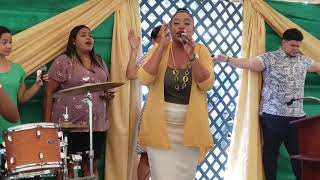 Pastora Tamara López & Caupa Worship  Band cover Por el poder de tu amor YouTube Videos