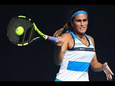 2017 Luxembourg Open Semifinals | Monica Puig vs. Elise Mertens | WTA Highlights
