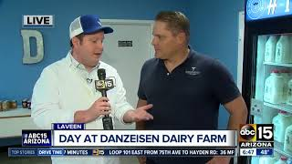 Celebrate National Milk Day at Danzeisen Dairy!