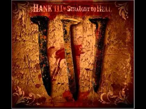 Hank Williams III- country heroes