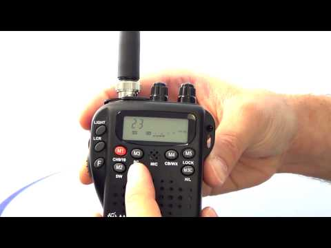 Midland 75-822 Handheld or Mobile CB Radio Product Review by