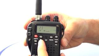 Midland 75-822 Handheld CB Radio