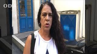 Mulher denuncia que restos mortais do filho sumiram do São João Batista