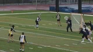 Pope John-Vernon Girls Lacrosse 4 1 09
