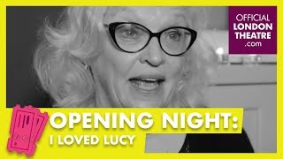 Opening night: I Loved Lucy