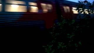 """Римейк  фильма """"Прибытие поезда"""" (1895)"""