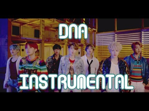 BTS (방탄소년단) 'DNA' (Instrumental - Karaoke - off vocal)