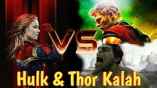 Kekuatan Captain Marvel Sebagai Superhero No 1 MCU