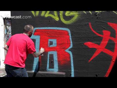 How to Do Billboard-Style Graffiti | Graffiti Art